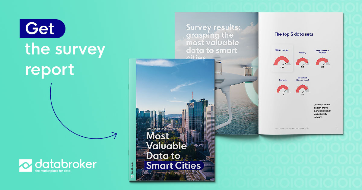 Get the Databroker Smart Cities Report
