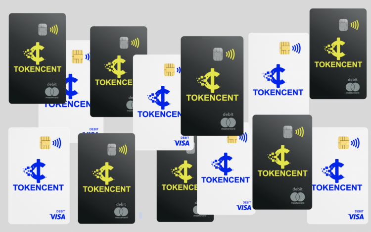 TOKENCENT® is a mobile bank that issues prepaid debit cards to thousands of customers. from tokencent® in United States, North America on databroker